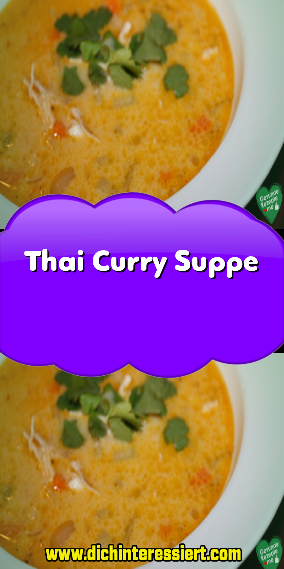 Photo of Thai curry soup