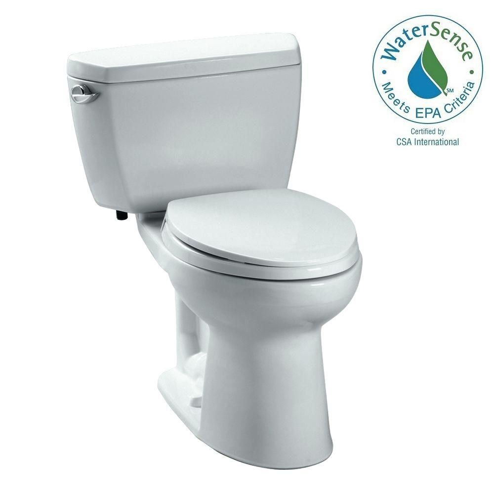 Toto Drake Ada Compliant 2 Piece 1 6 Gpf Single Flush Elongated