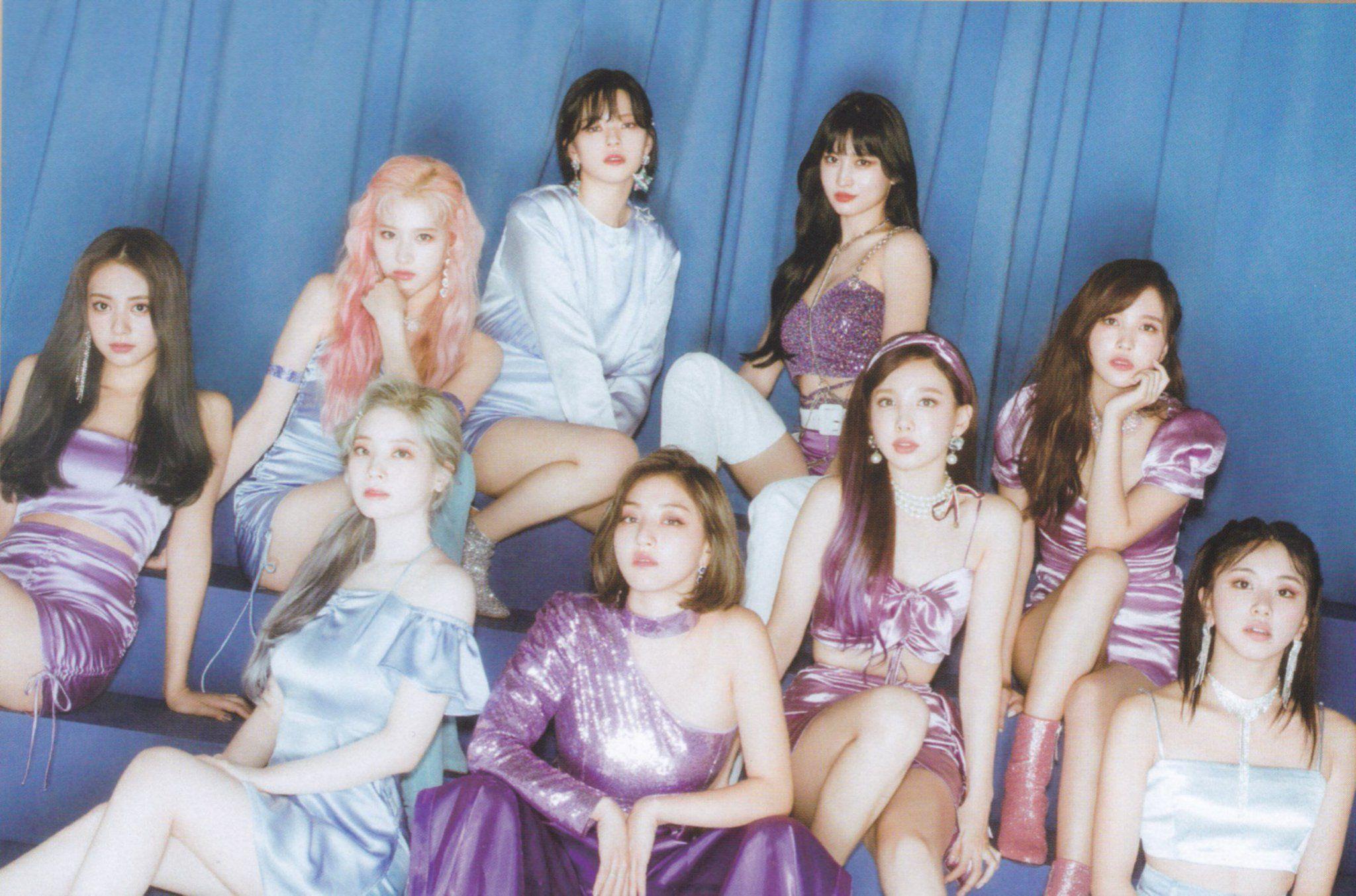 Salt On Twitter In 2020 Korean Girl Groups Feeling Special Twice Kpop