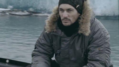 David Gandy - screencap Palacio de Hierro