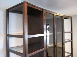 Dunbar Display Cabinet, Edward Wormley, Eisenhower Consignment
