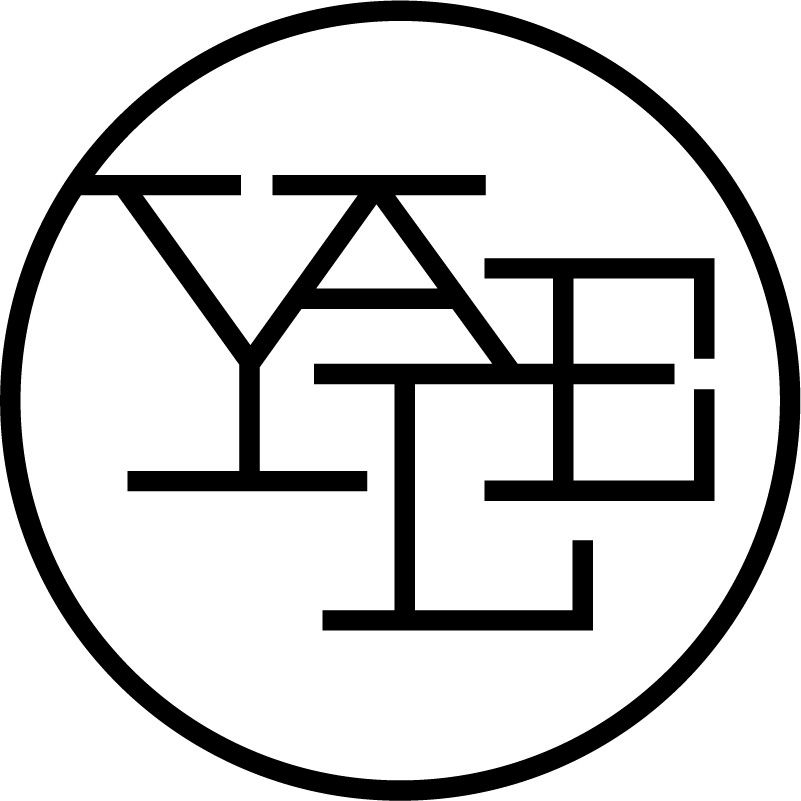 Yale logo by Paul Rand repinned by Awake — http://designedbyawake.com