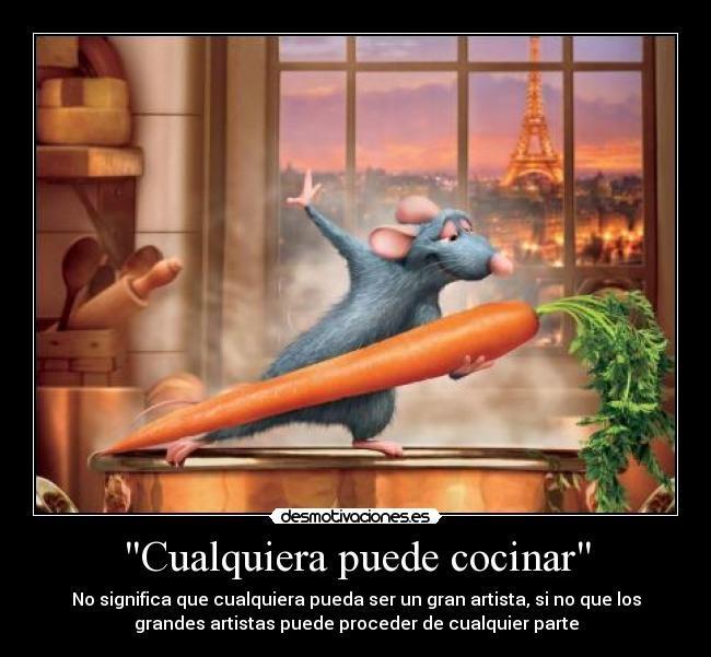 Ratatouille Pelicula Frases Buscar Con Google Disney Pixar