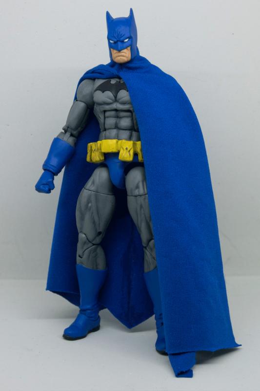 Batman Hush Batman Custom Action Figure Custom Action Figures Batman Hush Batman