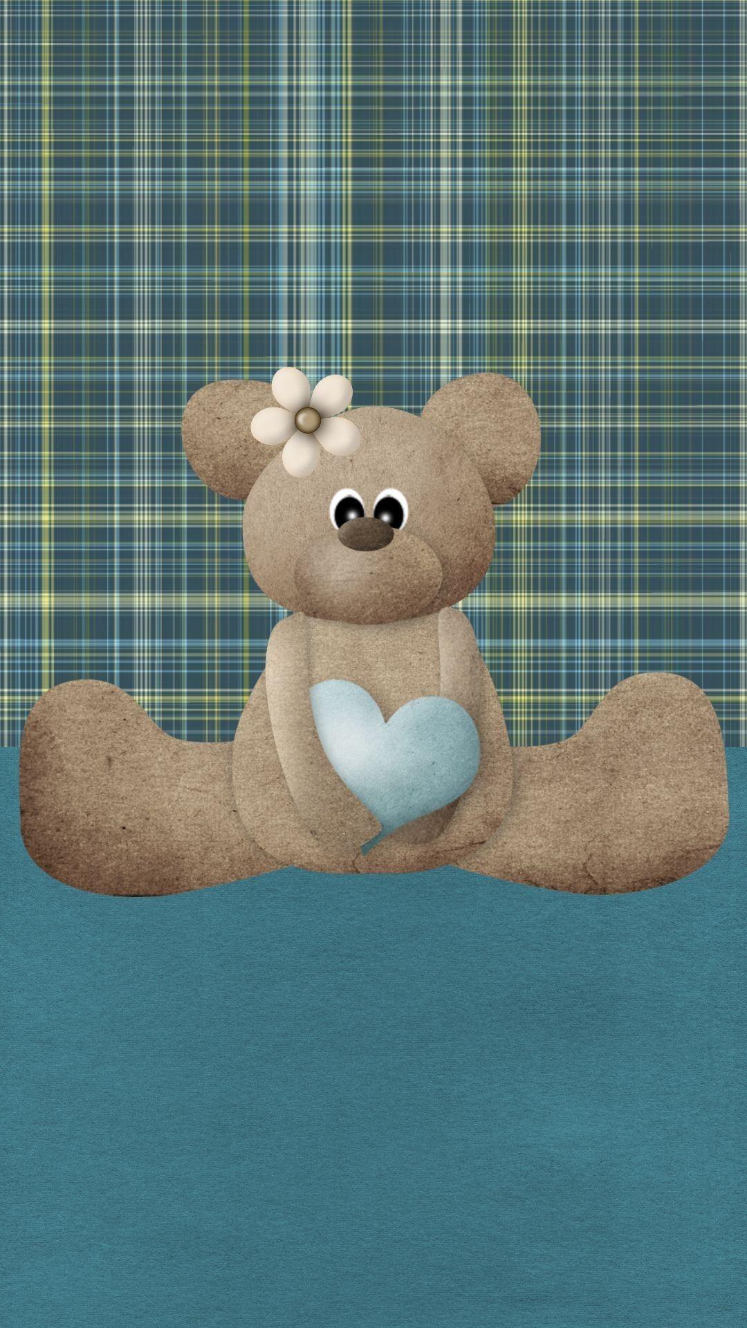 Pin by melissa Johnson on teddy bear wallpaper Teddy
