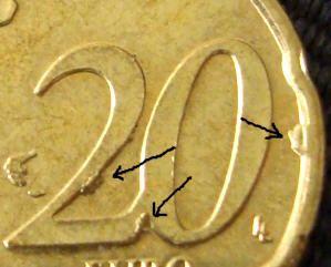 Neue Euro-Fehlprägungen von Belgien: http://sammler.com/mz/euro_abarten_belgien.htm