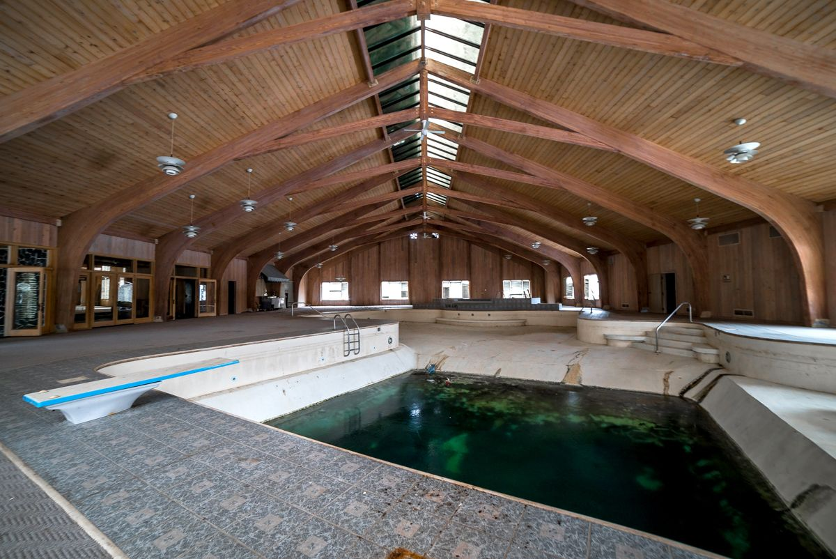 Mike Tyson abandoned mansion | Old and abandoned | Pinterest ...