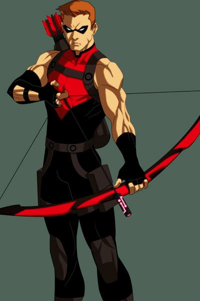 Red Arrow - female version?   • costumes & cosplay ...