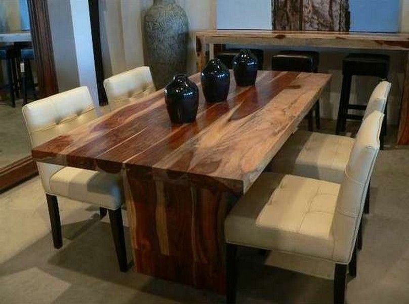 nice Beautiful Wood Dining Room Tables 91