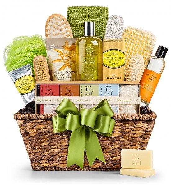 70th Birthday Gift Ideas For Mom Baskets Spa Basket