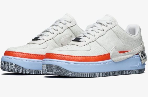 new styles e8e11 8af97 Look Out For The Nike WMNS Air Force 1 Jester XX SE Light Bone The Nike
