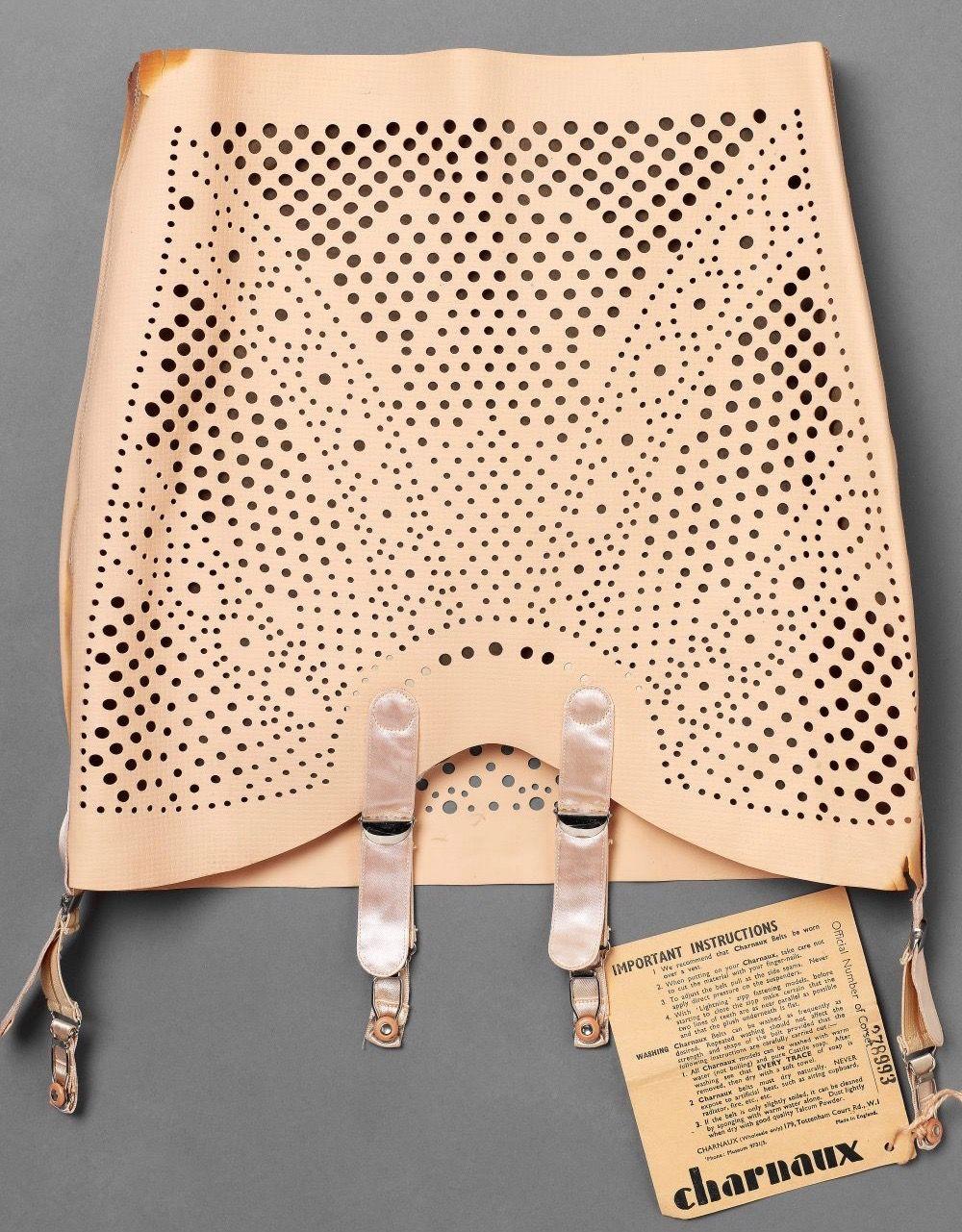 aaee2ae4d04 1930s Rubber Corset. 1930s Rubber Corset Vintage ...