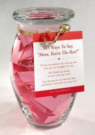 cadeau voor moederdag tips