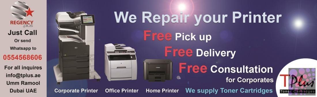 Printer Repair Center In Dubai Hp Printer Printer Dubai