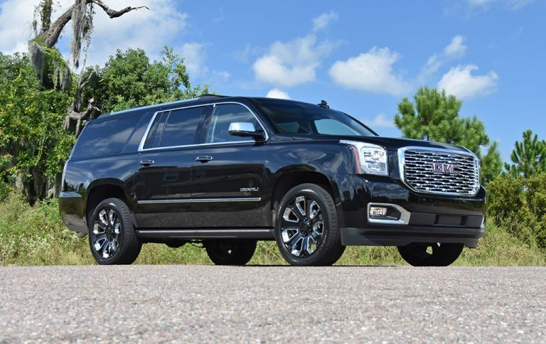 2019 Gmc Yukon Xl Denali 4wd Review Test Drive Gmc Yukon