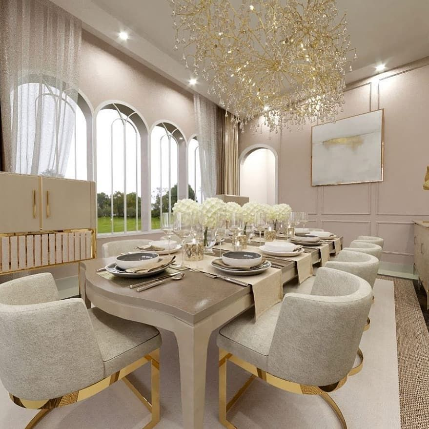 Ideas I Decor L Inspiration On Instagram I Love This Gorgeous Dining Room Follow Me Homedecorbyjassy And Tag You B Home Decor Home Dining Room Sets Best dining rooms elle decor