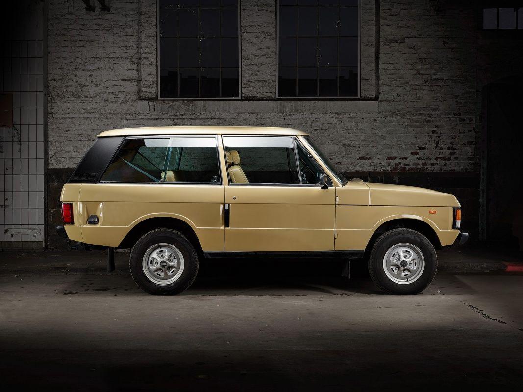 Land Rover Range Rover Door Maintenancerestoration Of - Range rover maintenance schedule