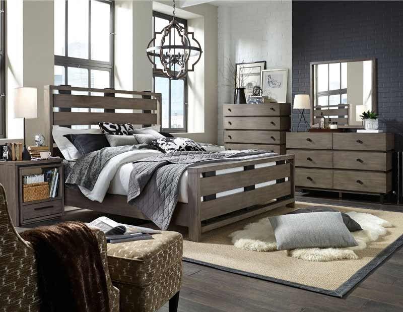 Style Of Broyhill Furniture Moreland Avenue 6 Piece Eastern King Bedroom Set 5815 256 New - Modern broyhill bedroom set Inspirational