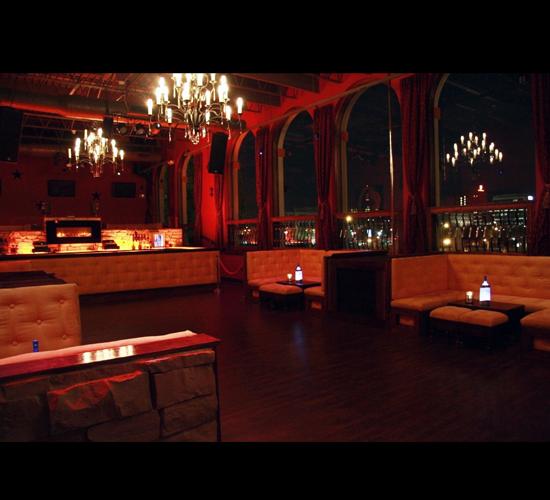 Saint Louis Mo Wedding Venue: St Louis Venue :: Horizon Boutique Nighclub
