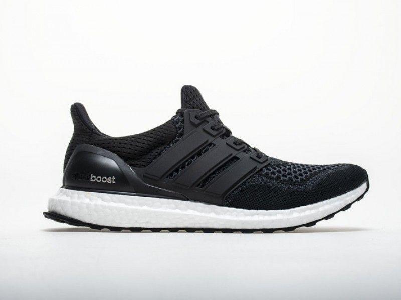 Adidas Ultra Boost 1 0 Core Black S77417 Adidas Black Adidas Sneakers