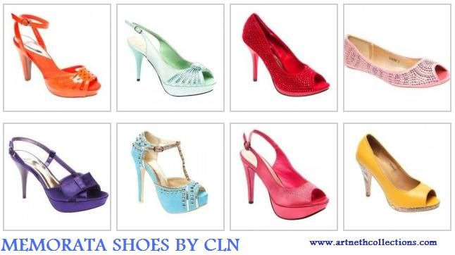 bc1d286734fd Collection Of MEMORATA Shoes By CLN