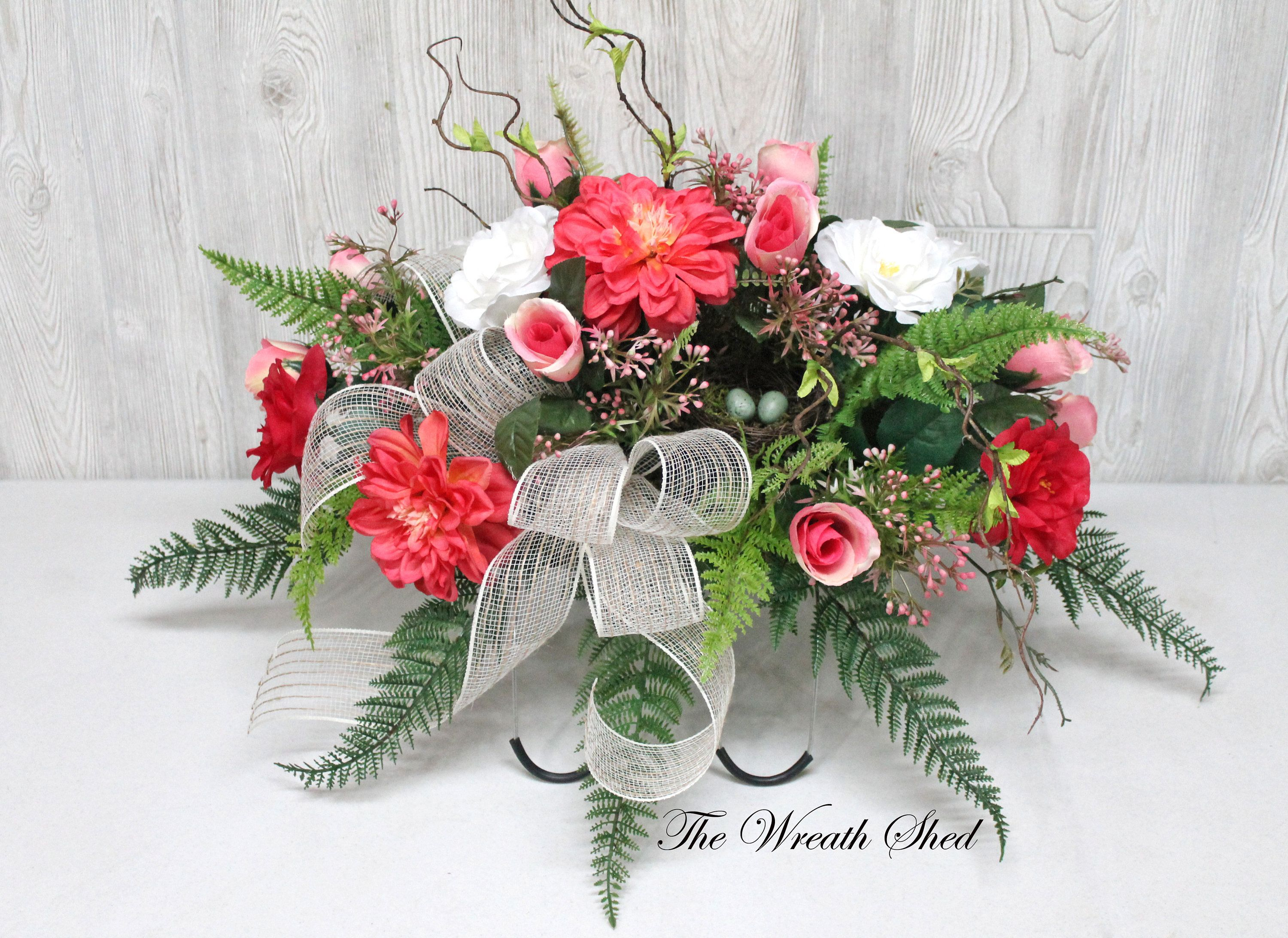 products flower s decorations r of cemetery vase memorial vases
