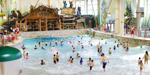 Always Love A Good Wave Pool Great Wolf Lodge Williamsburg Va