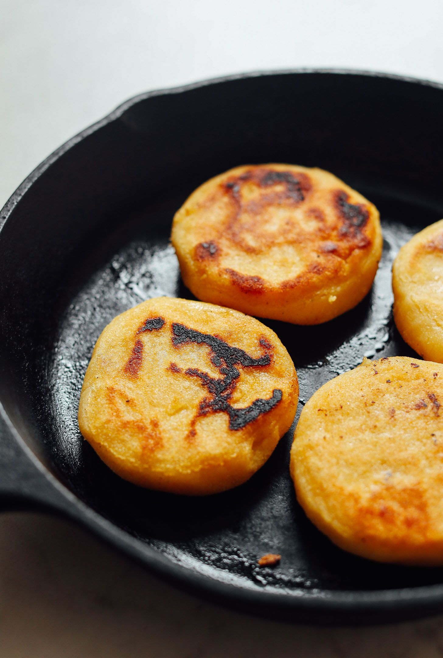 How To Make Arepas 3 Ingredients