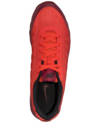 buy popular a1137 0dc90 ... cheapest nike mens air max invigor print running sneakers from finish  line red 10 bda75 7b6ae
