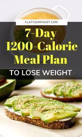 Weight Loss Meal Plan 7Day 1200 Calorie Diet Menu to Lose 10 LBS Need a lowcalorie diet plan thatll help you lose weight This full week of delicious food will take the gu...