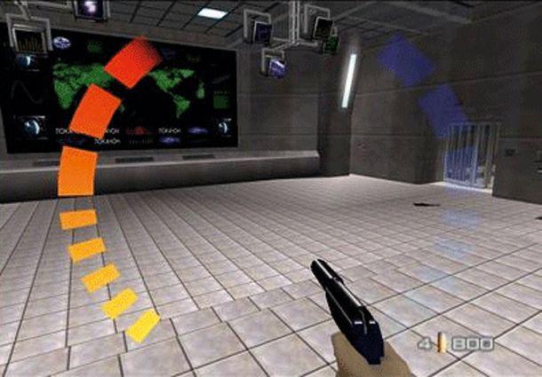 007 Goldeneye Nintendo 64 Video Juego