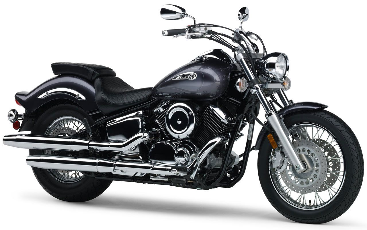 Yamaha VStar 1100 Custom Midnight