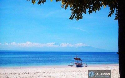 Pesona Pantai Pink Lombok Sasambo Tour Pulau Lombok Pantai Pemandangan