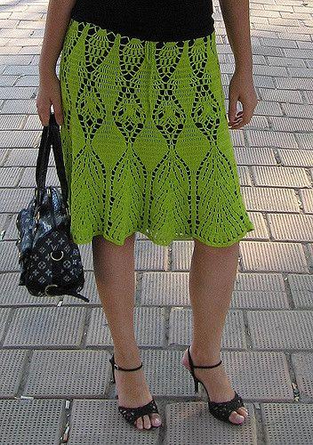 patrón de la falda de Victoria Secret por Olga Shkoda: Ravelry ...