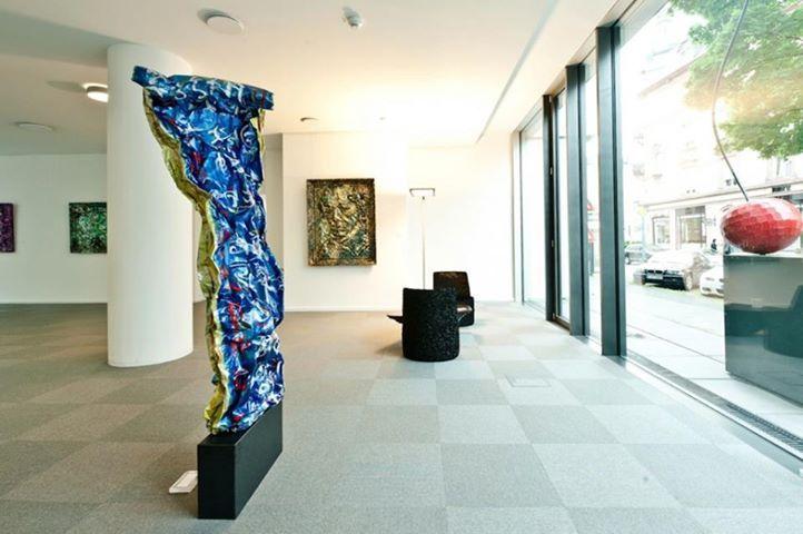 Simon Raab Solo Exhibition Dichtung Und Wahrheit At Galerie Barbara Von Stechow Frankfurt Main Germany 2012 Www Pa Paper Sculpture Paper Art Summer Dresses