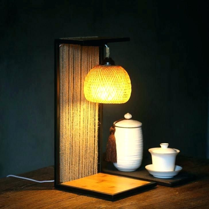 Battery Operated Small Table Lamps