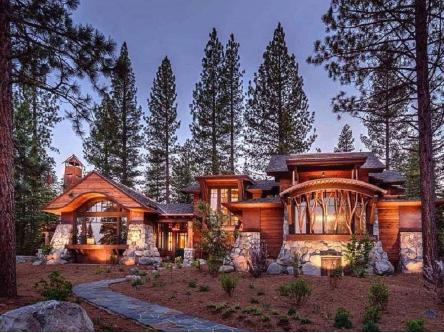 Pin By Tami Fisher On Cabins Dream Mansion Architecture Dream