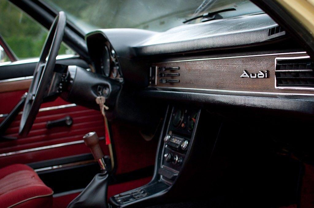 Audi 100 Coupe S Piekne Stylowe I Elegancke 2746078418 Oficjalne Archiwum Allegro Interior Carro Auto Carros