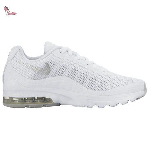 947e95c9107 ... italy nike wmns air max invigor entraînement de course femme blanc  cassé blanco white metallic silver