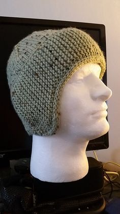 Ravelry  Project Gallery for 1898 Hat pattern by Kristine Byrnes - free 2749857f415