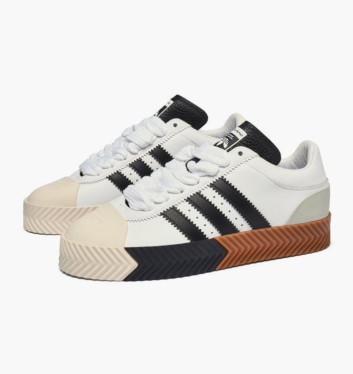 buy popular dc5ee 494b9 caliroots.com Skate Super adidas Originals by Alexander Wang F35295 490898