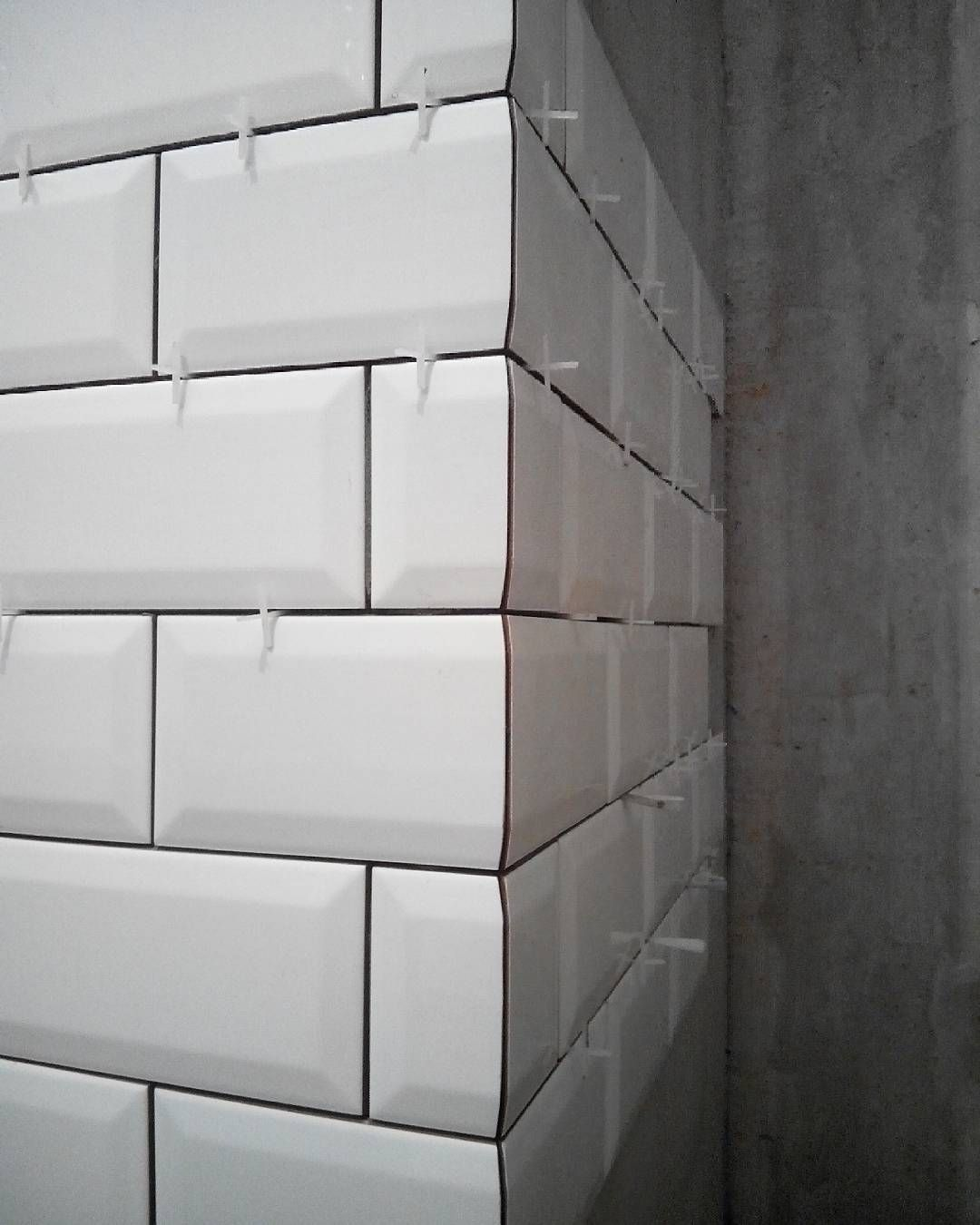 Mitre Subway Beveled Tile