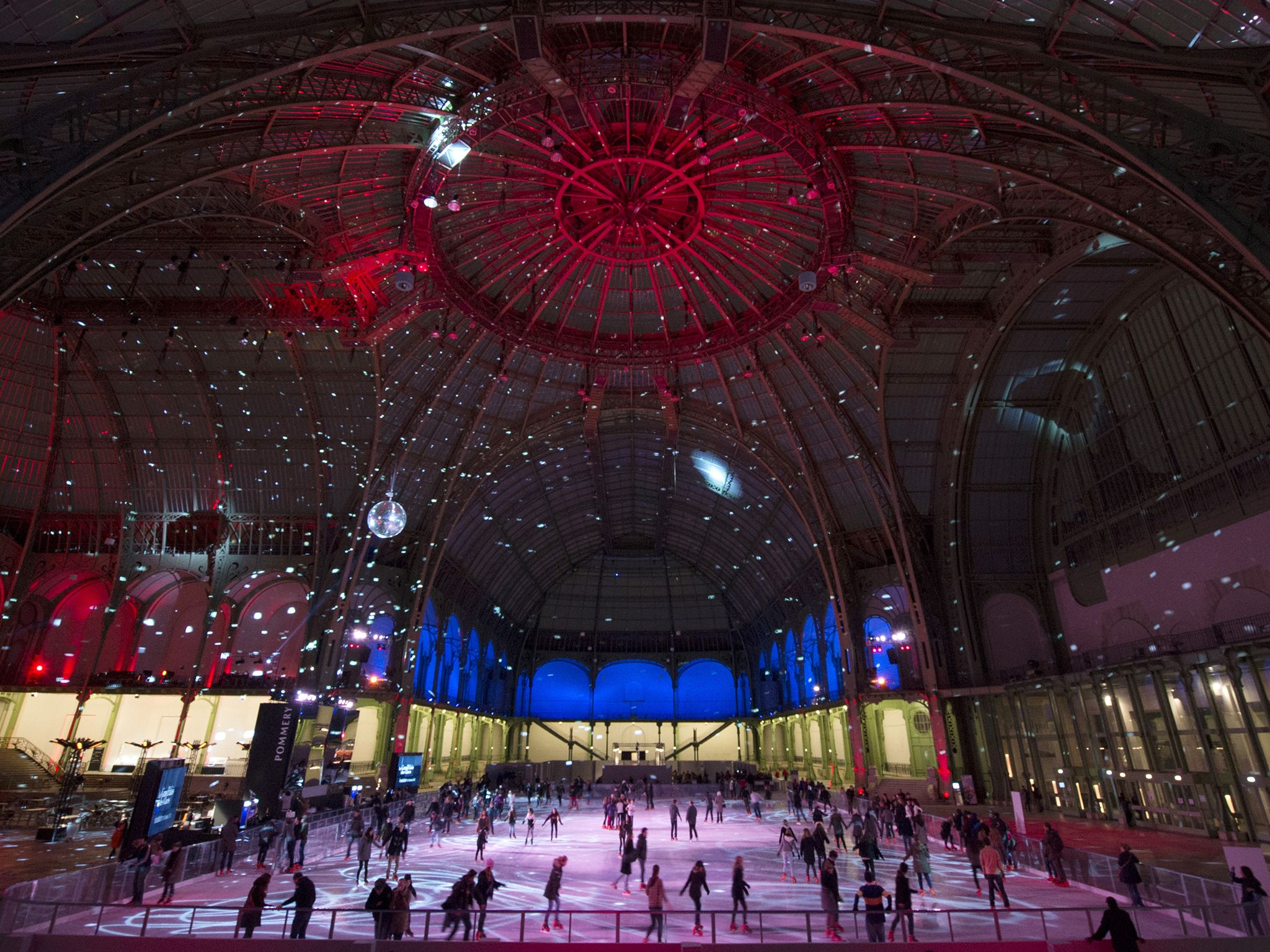 Our Favorite Pop-Up Ice Skating Rinks Around the World