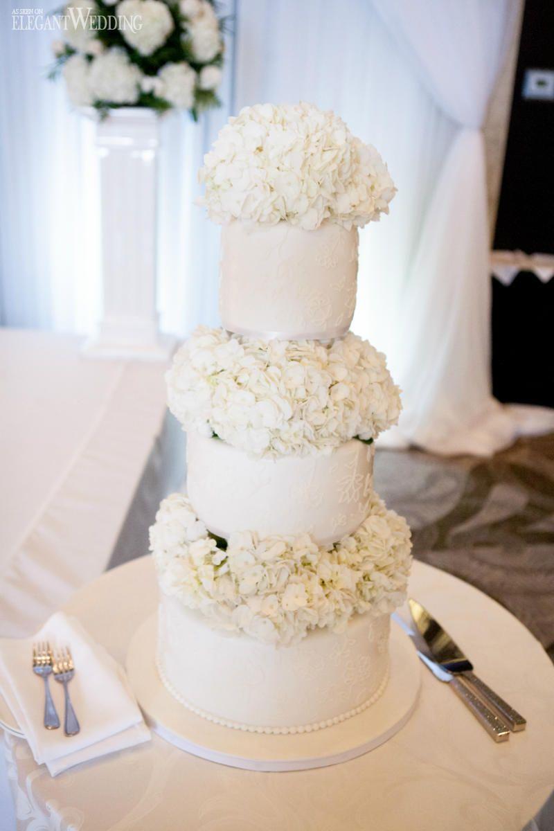 Classic Elegance Wedding Theme | Pinterest | Wedding cake flowers ...