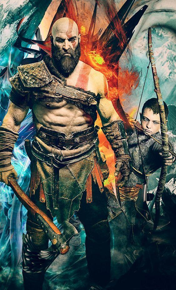 God Of War 3 Wallpaper Godofwar Game God Of War Kratos