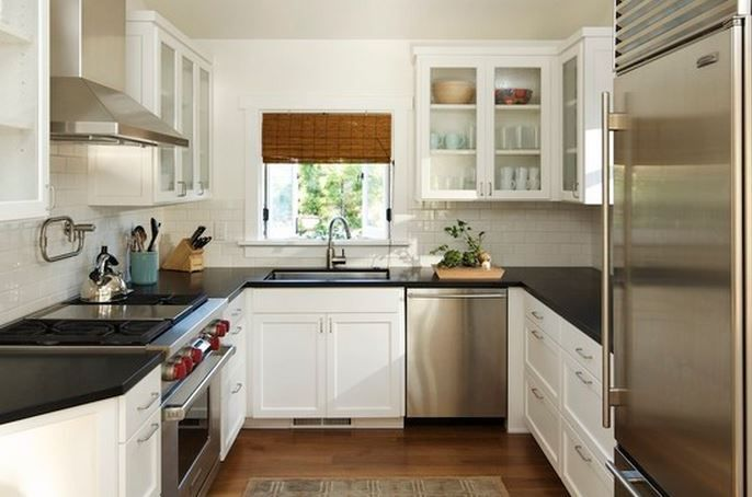 idee cuisine petit espace cuisine pinterest american kitchen kitchens and pantry ideas