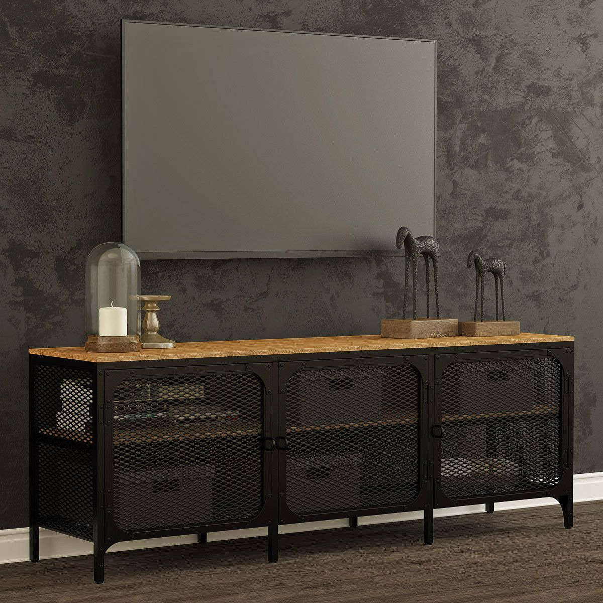 3d Tv Bench Fjallbo 3d Model Diy For The Home In 2019