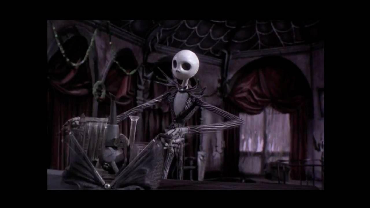 Sally\'s Song by Fiona Apple (Tim Burton\'s Nightmare Before Christmas ...