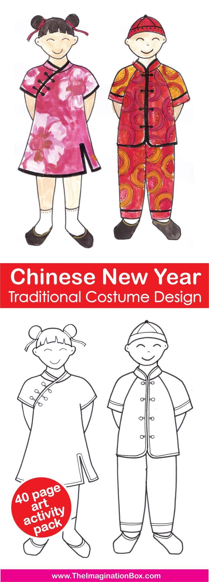 Chinese New Year 2021 Coloring Pages And Art Activities Chinese New Year Crafts For Kids Art Activities Chinese New Year Crafts