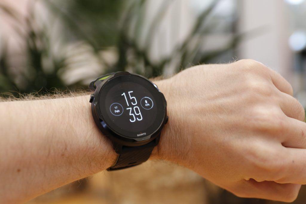 Suunto 7 in 2020 Smartwatch features